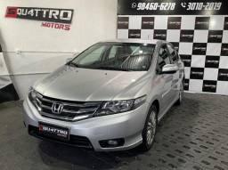 Honda City Ex 1.5 Flex Automático  2012 (Financio 100%)
