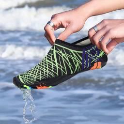 Sapato para praia