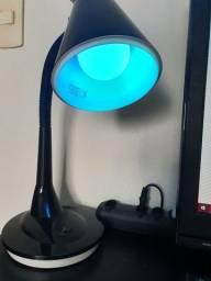Lâmpada LED RGB Bulbo 3W A27 Bivolt (Lâmpada Colorida)