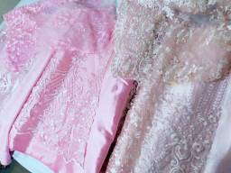 tecidos para debutantes,noivas, madrinhas!!tecidos em geral varejo e atacado