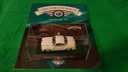 Revista Carros Inesquecíveis Do Brasil - Volkswagen Karmann Guia (1962)