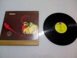 Lp - Jimi Hendrix - Importado  - Raridade - Oportunidade!