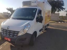 Renault Master baú refrigerado 2018