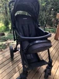 Torrando carrinho de bebê voyage