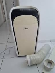 Título do anúncio: Ar condicionado portátil digital Midea 10<br>