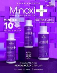 Título do anúncio: Minoxidil pra cabelo barba e sobrancelhas