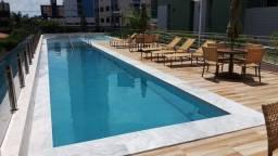 REF: AP057 - Apartamento a venda, Manaira, 3 quartos, área de lazer completa