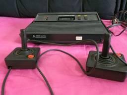 Vídeo Game Atari Antigo + 14 Jogos