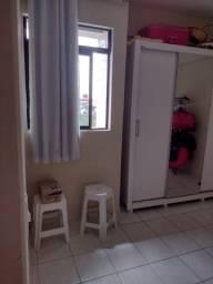 Apartamento no Bessa com 3 quartos e água inclusa. Pronto para morar