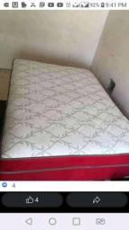 Super promoção pronta entrega// cama molas ensacadas novas de casal