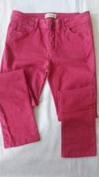 Título do anúncio: Calça feminina rosa Folic