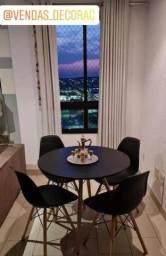 Título do anúncio: Mesa Eiffel 90cm + 4 cadeiras