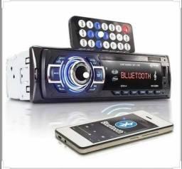 Som automotivo Knup KP-C22BH Com Bluetooth