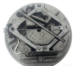 Kit macaco e chave de roda