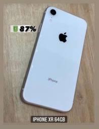 Título do anúncio: iPhone XR 64gb sem Face ID só hoje !!!!!