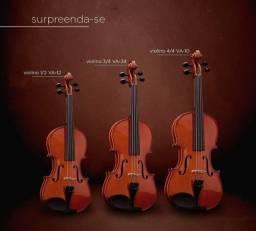 Violino HARMONICS 4/4, 3/4 e 1/2