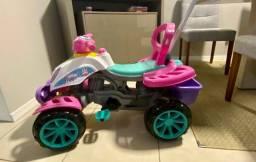 Quadriciclo Infantil Menina