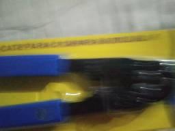 Alicate Crimpador  rj45 + decapador +