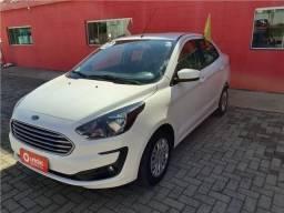 Ka Sedan SE 1.5 Flex (Completo) - 2020 - Branco - só km: 19.765