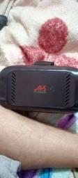 Óculos de realidade virtual pra celular AS