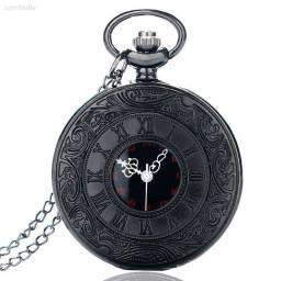 Relógio de Bolso Clamshell Roma Retro