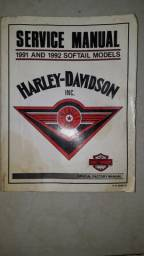 Manual Serviço Harley Davidson