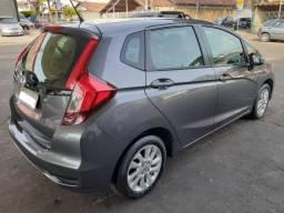 Honda Fit LX 2018 Automático - Único Dono