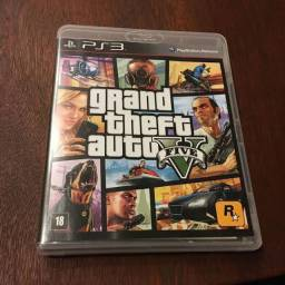 Vendo GTA  V ps3 e KILLZONE 3