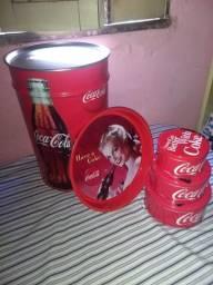 Kit Coca - Cola ORIGINAL (Leia a Descrição, Por Favor)