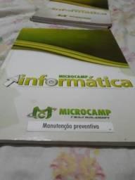 Livros de informática/ Semi-novos