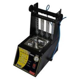 Máquina de Limpeza e Teste de Injetores com Cuba de 1 Litro Embutida - Kitest-KA042