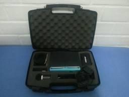 Microfone sem fio de Lapela Shure 93 com transmissor