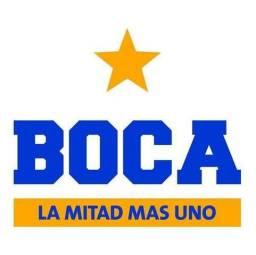 Dois agasalhos de concentração Boca Jrs e Real Potosi