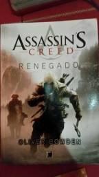 Livro Assassins Creed, o Renegado