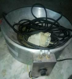 Máquina de assar batatinha elétrica