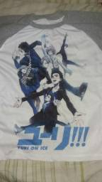 "Camiseta ""Yuri!!! On Ice"""