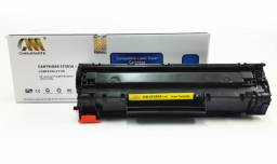 Toner Compatível HP CF283a 83a M125A M201 M225 M226 M202 M127FN M127FW 1.5K