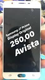 Samsung Galaxy Assistência Técnica (Troca de Display/Bateria & Reparos)