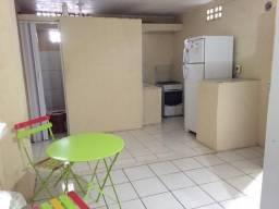 Kitinete Mobiliado no Bairro de Fátima - Apartamento