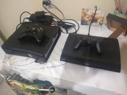 Ps3 + Xbox 360 por ps4 ou xbox one