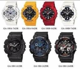 dfc5767783d Relógios g shock várias cores