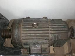 Motor elétrico 10 CV 1150 RPM marca Brown