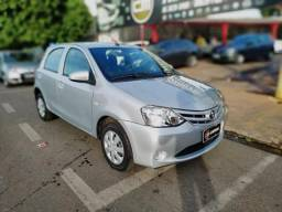 TOYOTA ETIOS 2016/2016 1.3 X 16V FLEX 4P MANUAL - 2016
