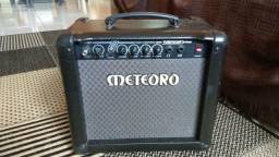 Cubo Meteoro 30w + Pedal OVERDRIVE!!