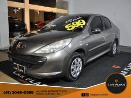 PEUGEOT 207 SEDAN PASSION XR 1.4 8V FLEX 4P  2010