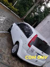 Vendo fiesta hatch 2013 GNV/FLEX 1.6/ 8 V - 2013