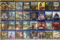 ?Jogos PS4 Novos