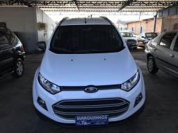 Ford Ecosport 2014 Fresstyle 1.6 Completa + Couro 63 mil km Impecável - 2014