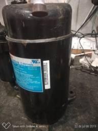 Compressor rotativo para 12000 BTUS