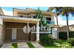 Casa de condomínio para alugar com 3 dormitórios em Alto umuarama, Uberlândia cod:477023